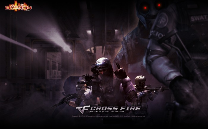 Cross Fire-HD game wallpaper 17 Views:6432