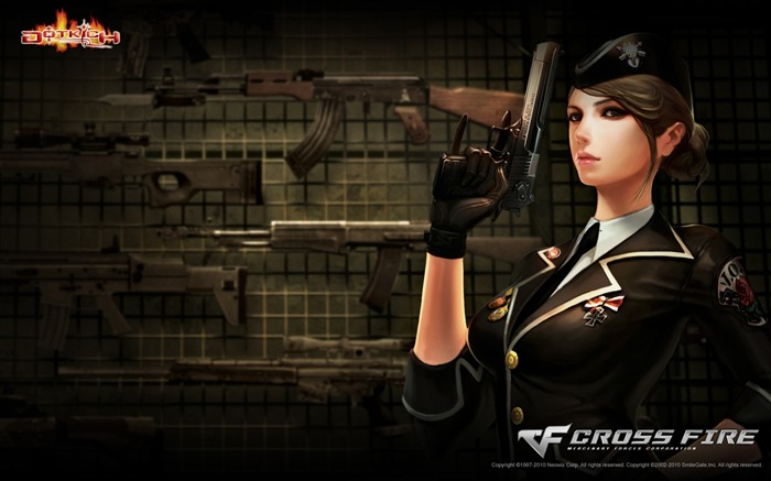 Cross Fire-HD game wallpaper 19 Views:21212