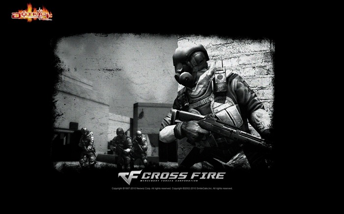 Cross Fire-HD game wallpaper 20 Views:7966