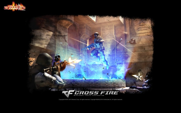 Cross Fire-HD game wallpaper 21 Views:10130