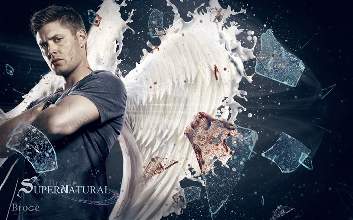 Dean Winchester-Supernatural-HD Picture Views:16949