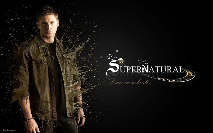 Dean Winchester-Supernatural-HD Wallpaper Views:28241