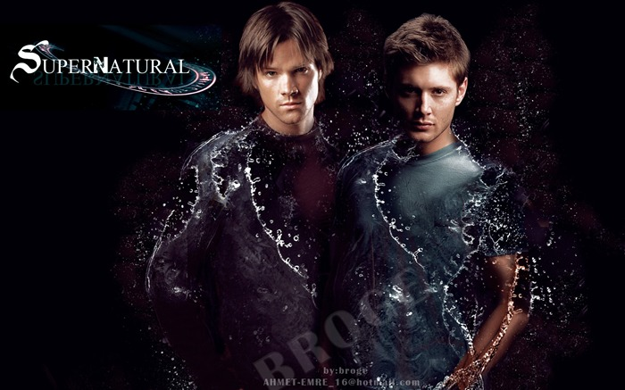 Dean Winchester and Sam Winchester-Supernatural-HD Image Views:20241