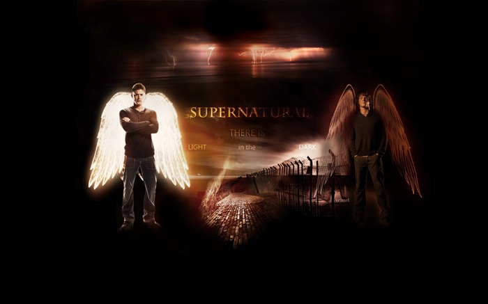 Dean Winchester and Sam Winchester-Supernatural-HD Pic Views:17497