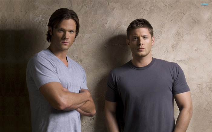 Dean Winchester and Sam Winchester -Supernatural-HD Wallpaper Views:33090