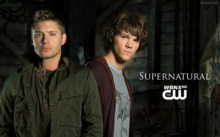 American TV-Supernatural-HD Desktop Picture Views:14491