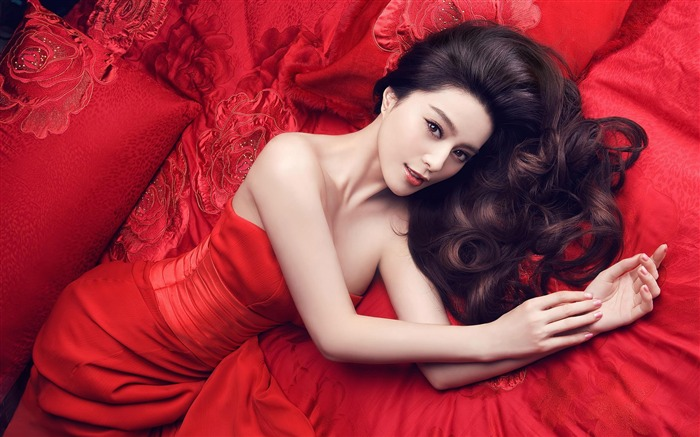 Fan Bingbing international stars Photo Desktop Wallpaper Views:17926