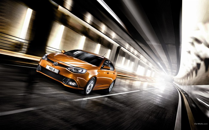 MG6 cars series desktop wallpaper 09 Views:4014