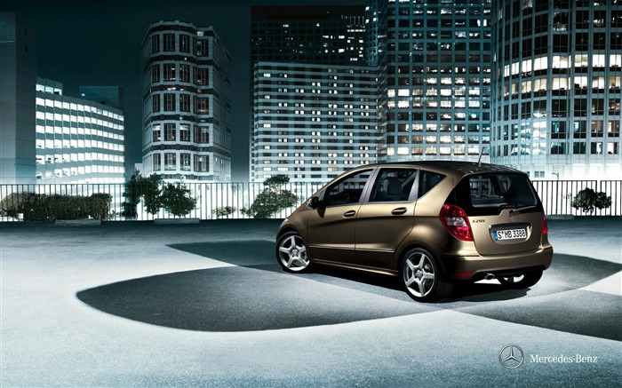 2011 Mercedes-Benz A-Class official wallpaper Views:5653