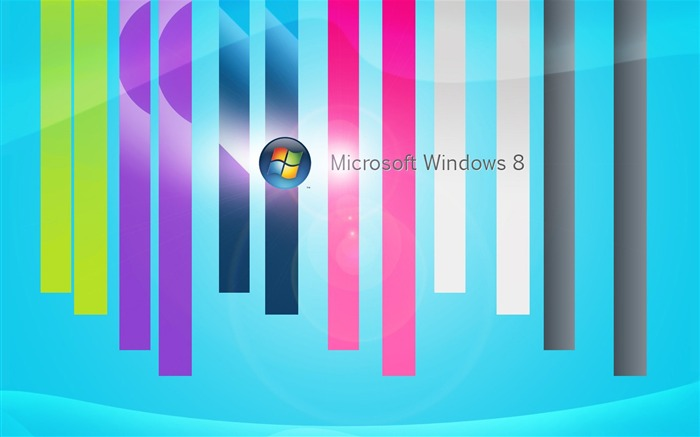 Microsoft Windows 8 operating system desktop wallpaper 01 Views:3110
