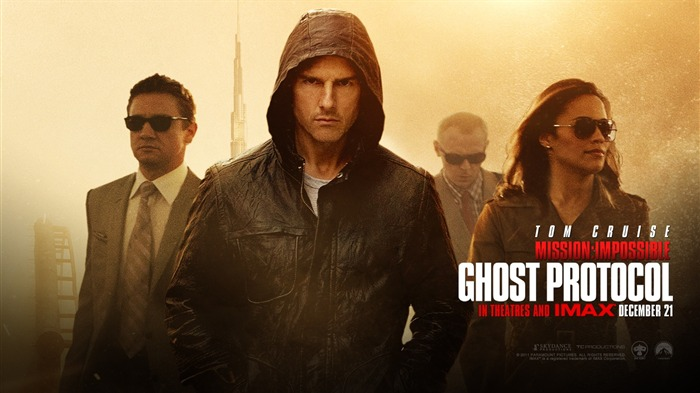 Mission Impossible-Ghost Protocol HD movies Wallpapers Views:7064