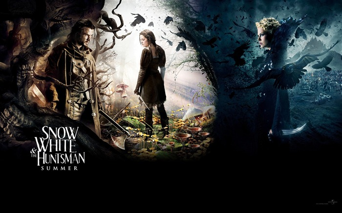 Snow White and the Huntsman Movie HD Desktop Wallpaper Views:8692