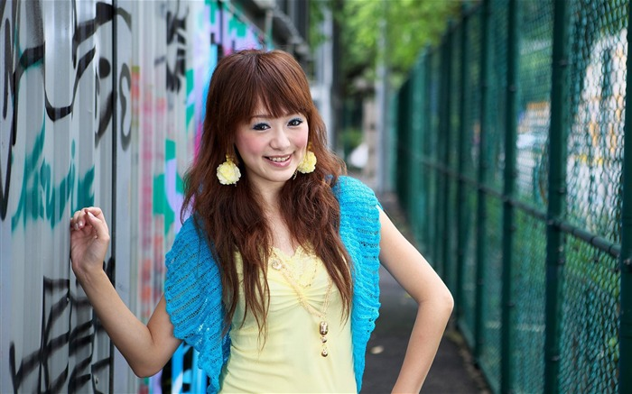 Taiwan MM Yan Fu beautiful wallpaper Album 07 Views:6719