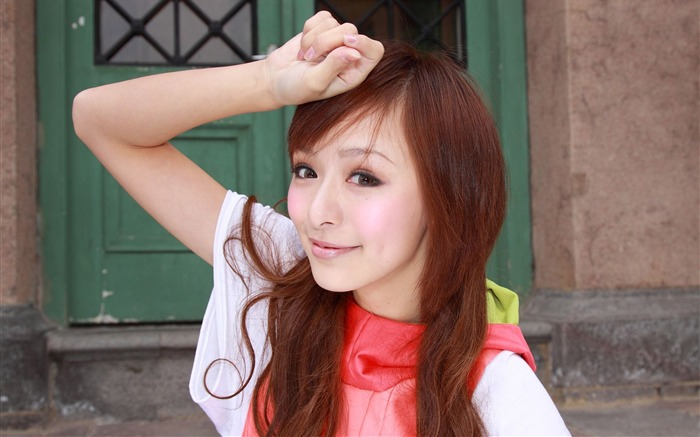 Taiwan MM Yan Fu beautiful wallpaper Album 31 Views:3144