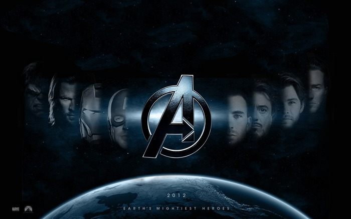 The Avengers 2012 HD Movie Desktop Wallpaper Views:12690