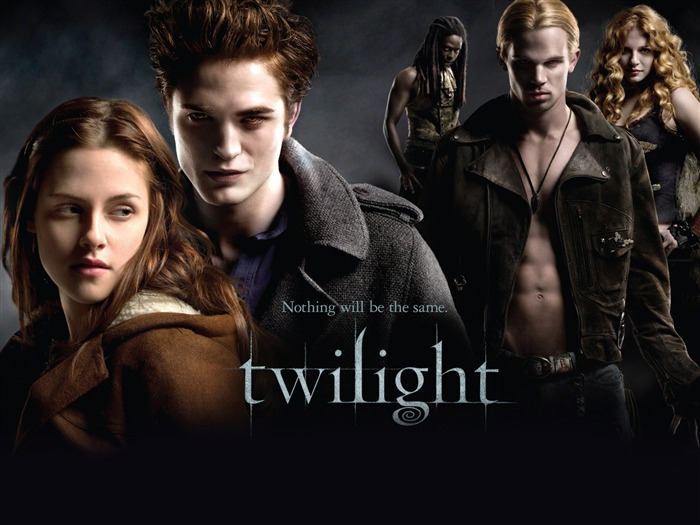 The Twilight Saga-Series HD movie wallpaper Views:12638