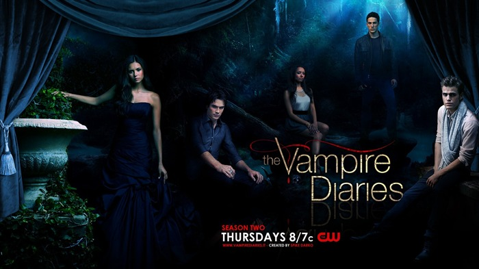 The Vampire Diaries HD movie wallpapers 09 Views:18204