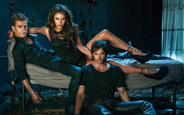 The Vampire Diaries HD movie wallpapers 17 Views:7743