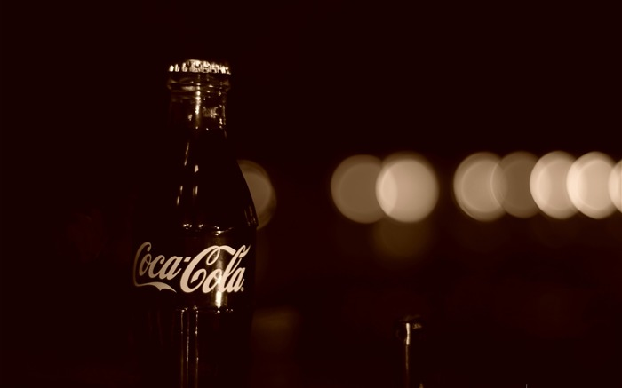 old coca cola bottle-LOMO style photography Desktop third series Views:7576