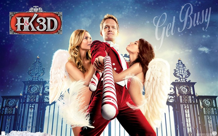 A Very Harold and Kumar Christmas HD Movie Wallpaper Views:4787