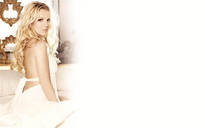 Beauty Star pop music Singer-Britney Spears Photo Wallpaper 01 Views:5350