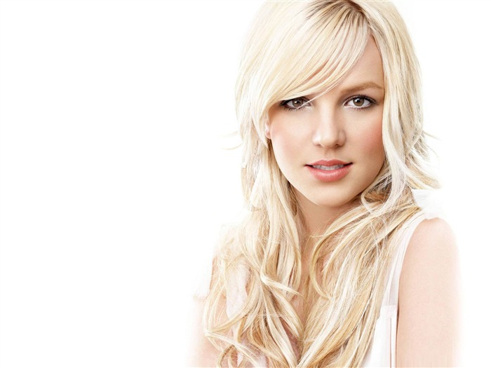Beauty Star pop music Singer-Britney Spears Photo Wallpaper 04 Views:4730