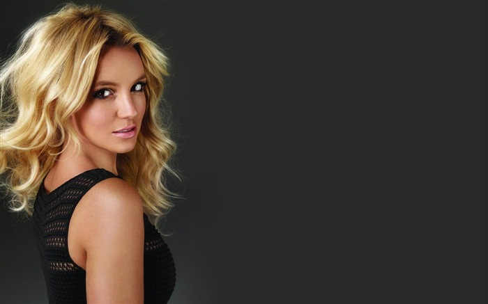 Beauty Star pop music Singer-Britney Spears Photo Wallpaper 08 Views:4392