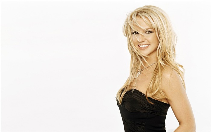 Beauty Star pop music Singer-Britney Spears Photo Wallpaper 09 Views:4572