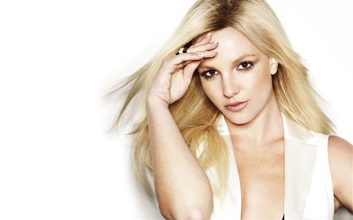 Beauty Star pop music Singer-Britney Spears Photo Wallpaper 11 Views:5057