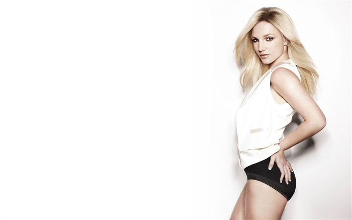 Beauty Star pop music Singer-Britney Spears Photo Wallpaper 18 Views:3146