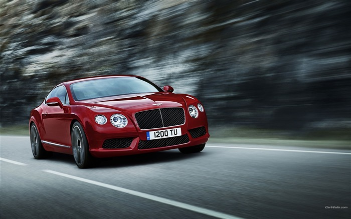 Bentley Continental GT V8 HD Desktop Wallpaper Views:17253