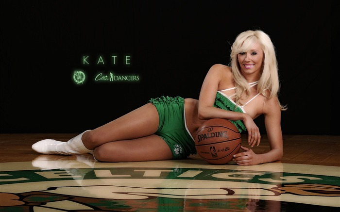 Kate-Boston Celtics 2011-2012 season beautiful Dancers Wallpapers  Views:6326