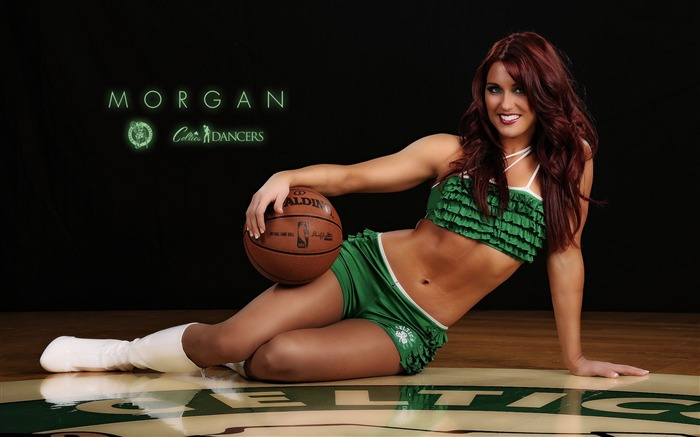 Morgan-Boston Celtics 2011-2012 season beautiful Dancers Wallpapers  Views:6190