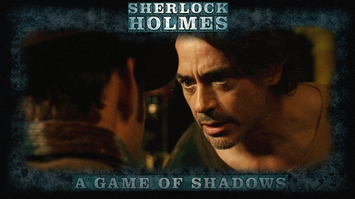 Sherlock Holmes A Game of Shadows Movie Wallpaper 01 Views:3744