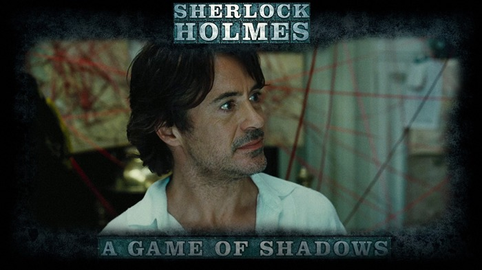 Sherlock Holmes A Game of Shadows Movie Wallpaper 02 Views:3537