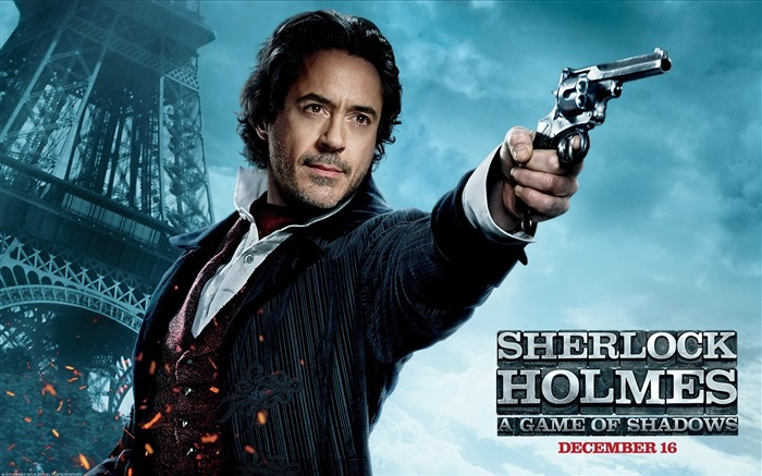 Sherlock Holmes A Game of Shadows Movie Wallpaper 03 Views:5000