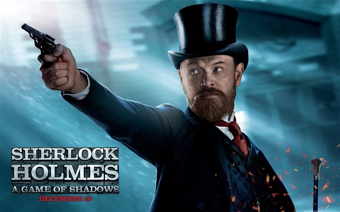 Sherlock Holmes A Game of Shadows Movie Wallpaper 06 Views:4353