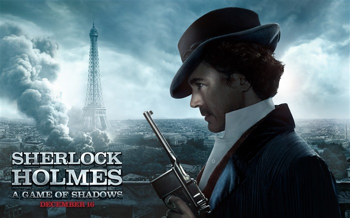 Sherlock Holmes A Game of Shadows Movie Wallpaper 07 Views:3344