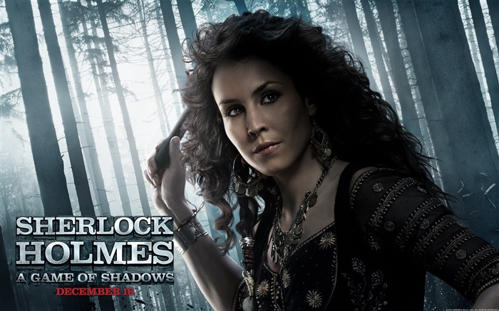 Sherlock Holmes A Game of Shadows Movie Wallpaper 09 Views:3454