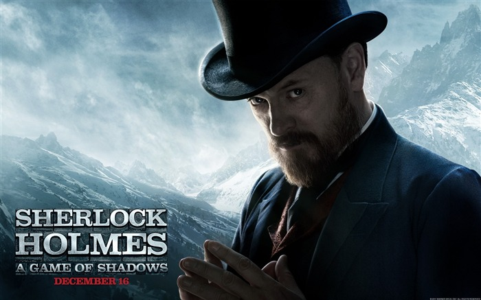 Sherlock Holmes A Game of Shadows Movie Wallpaper 10 Views:3965