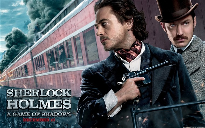 Sherlock Holmes A Game of Shadows Movie Wallpaper 11 Views:3680