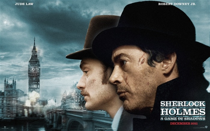 Sherlock Holmes A Game of Shadows Movie Wallpaper 12 Views:6145