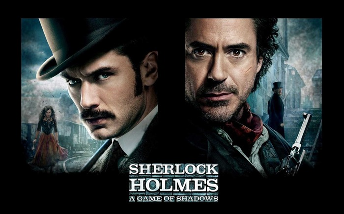 Sherlock Holmes A Game of Shadows Movie Wallpaper 13 Views:5129