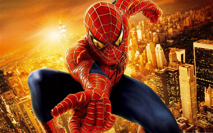 The Amazing Spider Man 2012 HD Movie Wallpaper Views:13790
