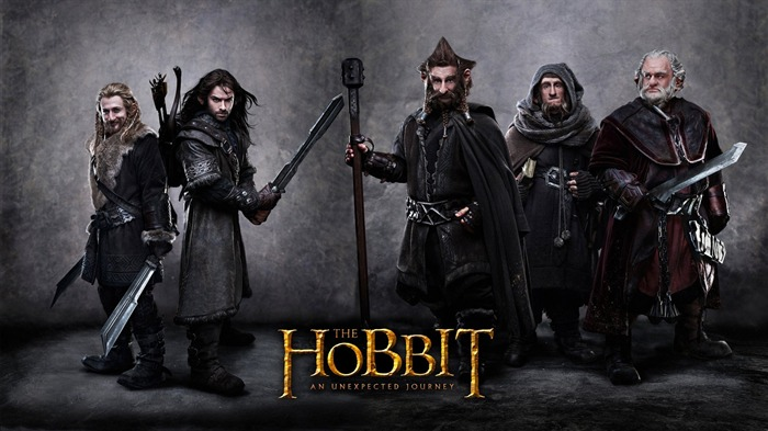 The Hobbit An Unexpected Journey Movie Wallpaper 02 Views:4848