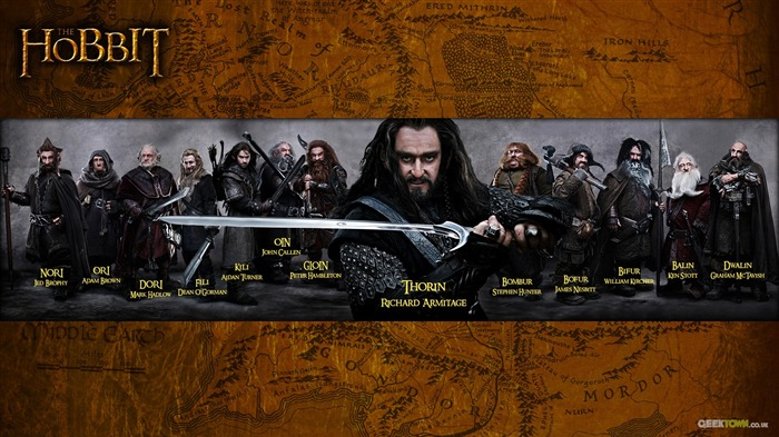 The Hobbit An Unexpected Journey Movie Wallpaper 04 Views:11090