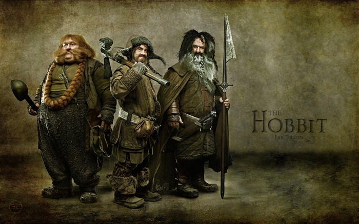 The Hobbit An Unexpected Journey Movie Wallpaper 08 Views:4737
