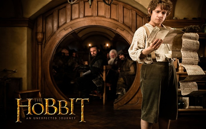 The Hobbit An Unexpected Journey Movie Wallpaper 13 Views:5592