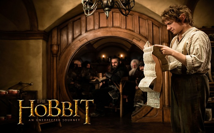 The Hobbit An Unexpected Journey Movie Wallpaper Views:8529