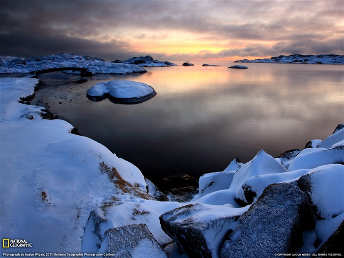 Tj me Norway-Landscape photography theme wallpaper Views:8673